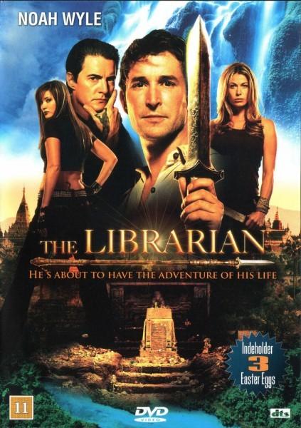 La locandina di The Librarian: Quest for the Spear