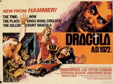 Lobbycard del film 1972: Dracula colpisce ancora