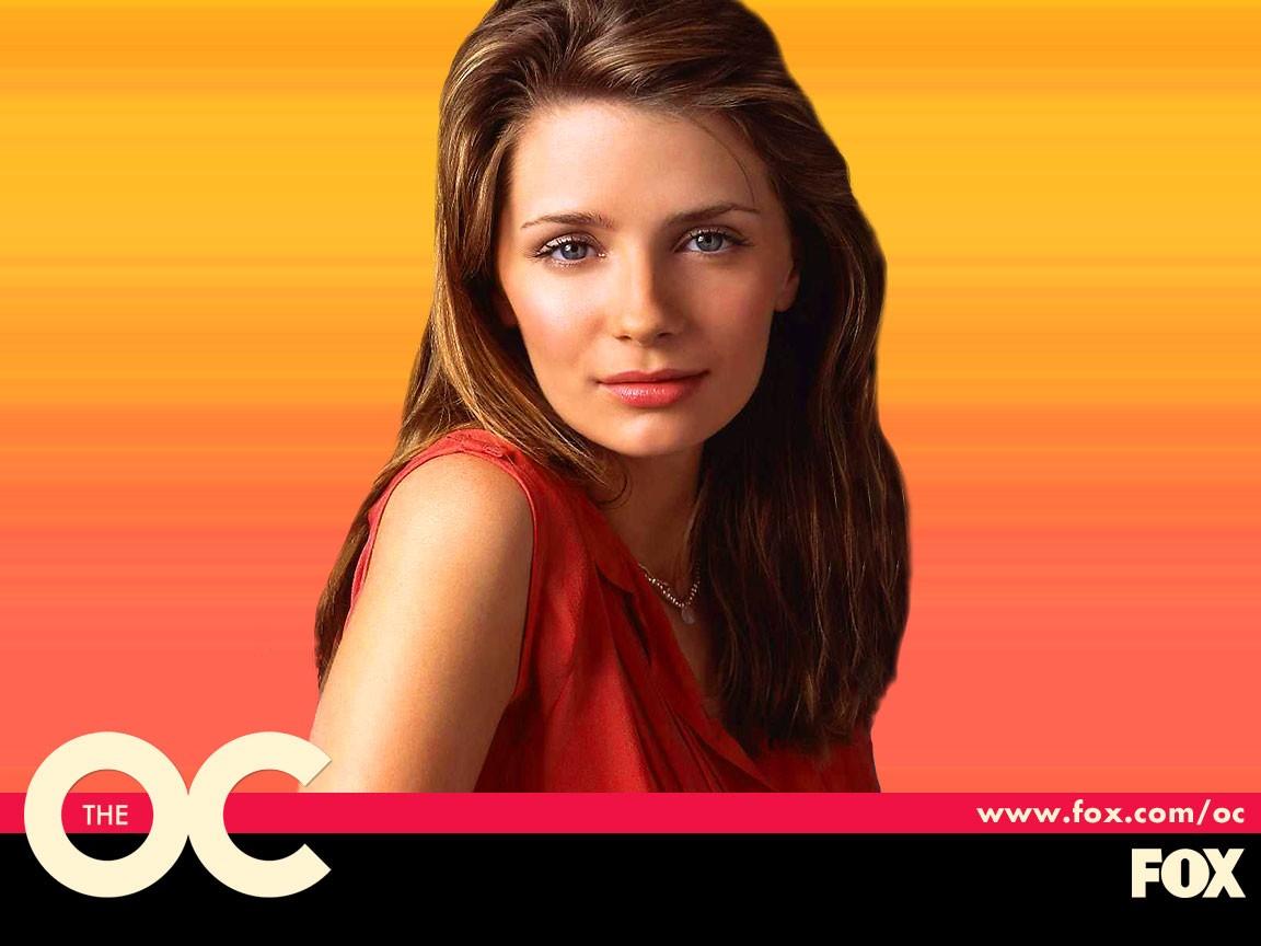 Mischa Barton è Marissa nella serie The O.C.