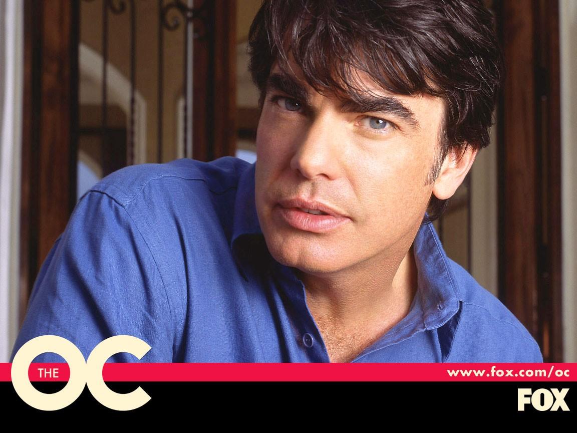 Wallpaper: Peter Gallagher è Sandy nella serie The O.C.