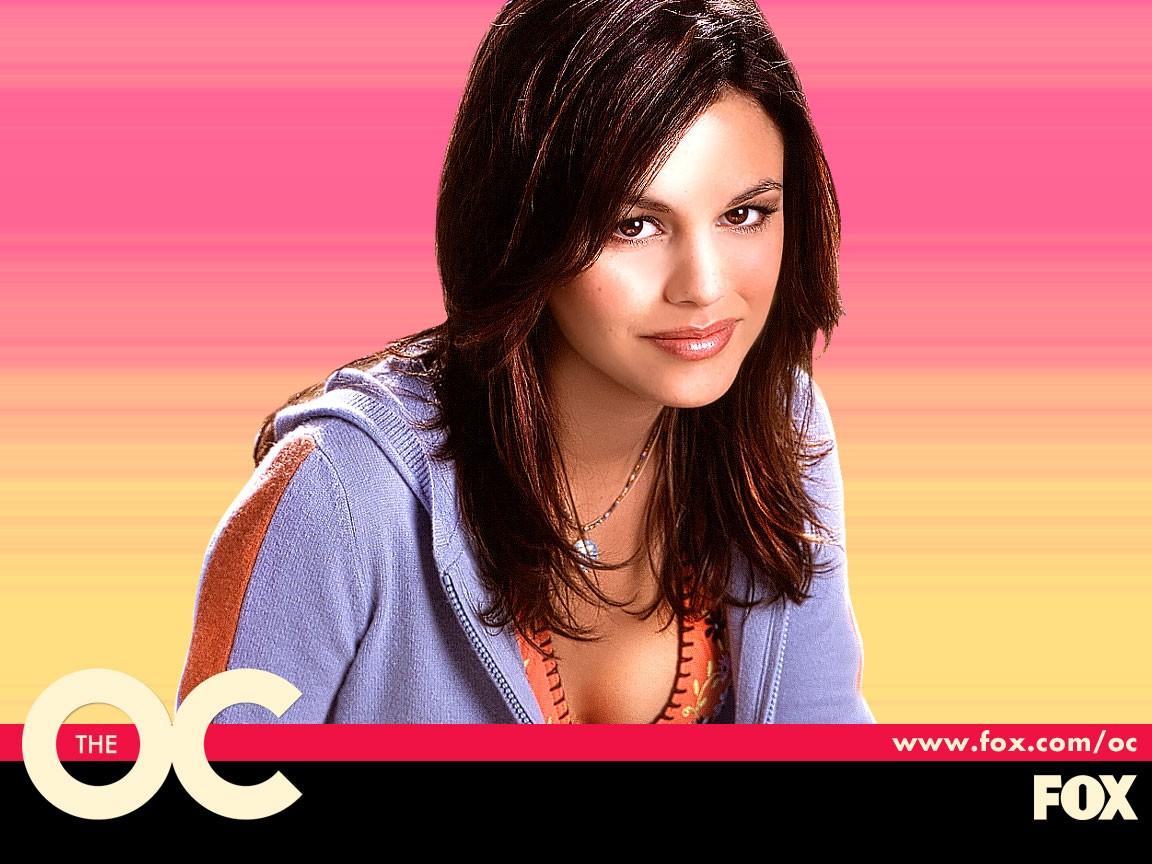 Wallpaper: Rachel Bilson è Summer nella serie The O.C.