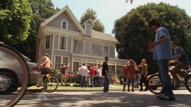 Un momento dell'episodio Chuck Versus the Ex della seconda stagione della serie televisiva Chuck