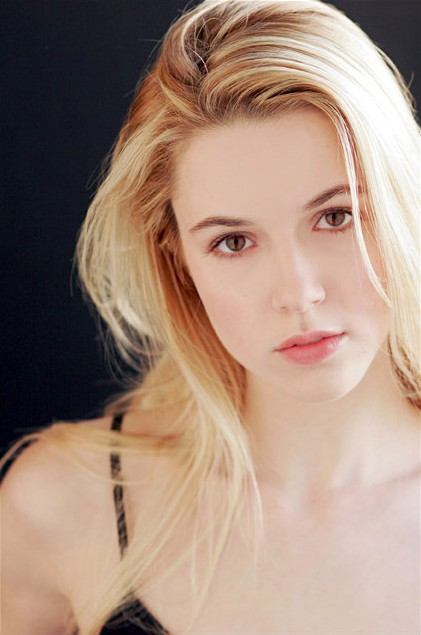 Un primo piano dell'attrice Alona Tal