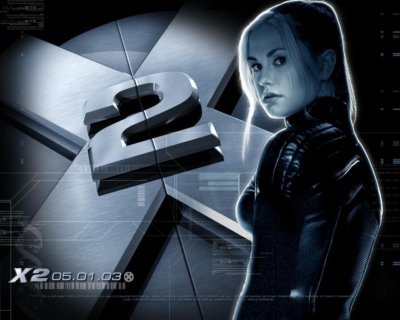 X-men 2: un wallpaper con  Anna Paquin