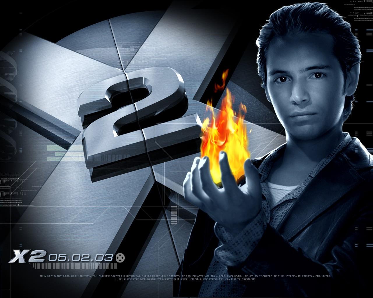 X-men 2: un wallpaper di Aaron Stanford