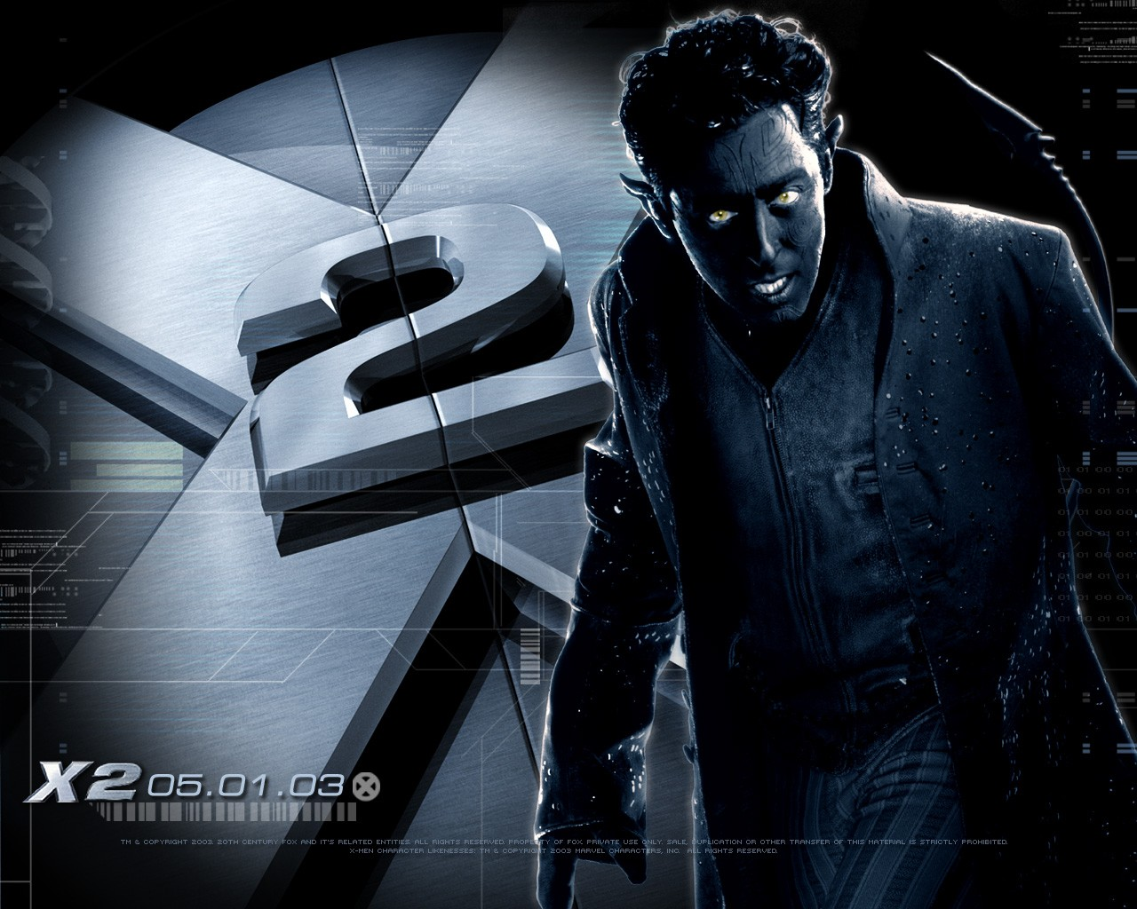 X-men 2: un wallpaper di Alan Cumming