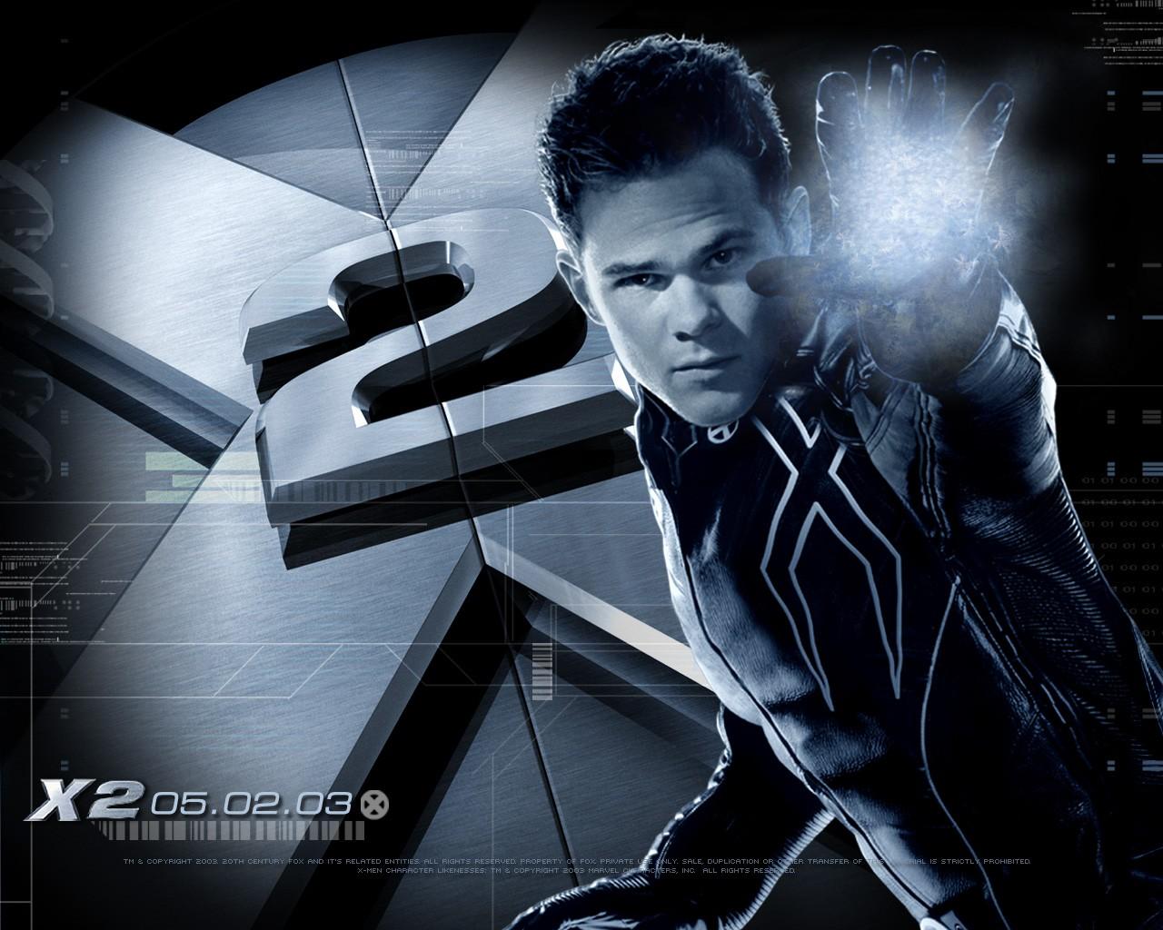 X-men 2: un wallpaper di Shawn Ashmore