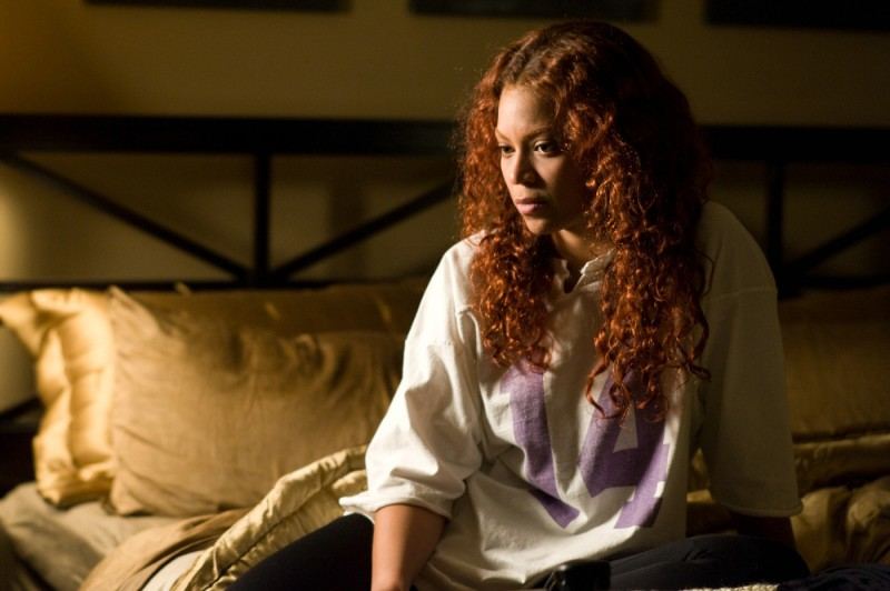 Beyoncé Knowles in una scena del film Obsessed