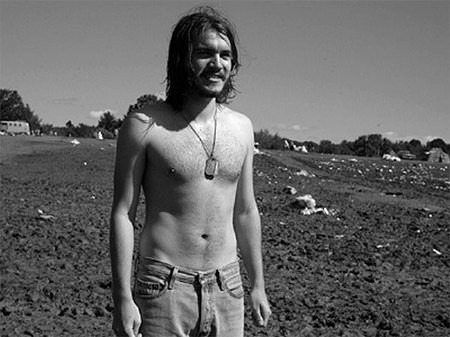 Emile Hirsch in una immagine del film Taking Woodstock