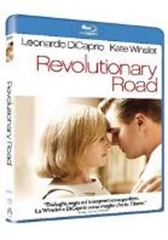 La copertina di Revolutionary Road (blu-ray)