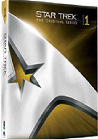 La copertina di Star Trek - La serie classica rimasterizzata - Stagione 1 (dvd)