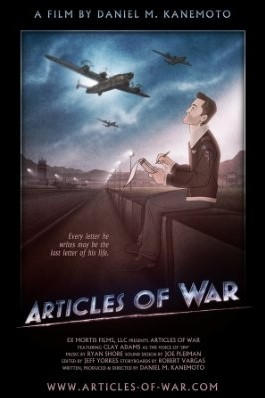 La locandina di Articles of War