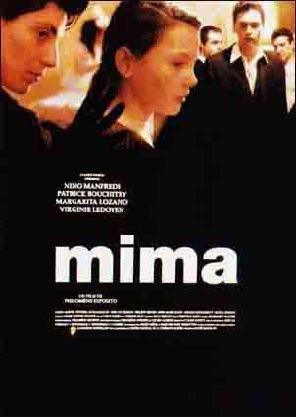 La locandina di Mima