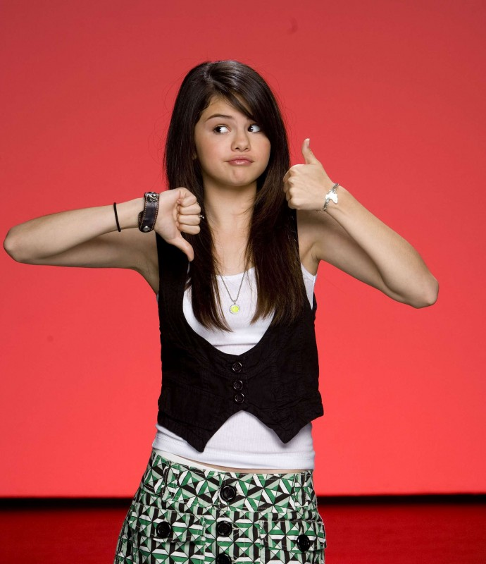 Una immagine di Selena Gomez