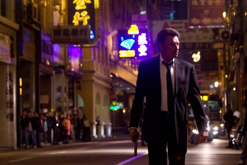 Una sequenza del film Vengeance, diretto da Johnnie To e presentato in concorso al Festival di Cannes 2009