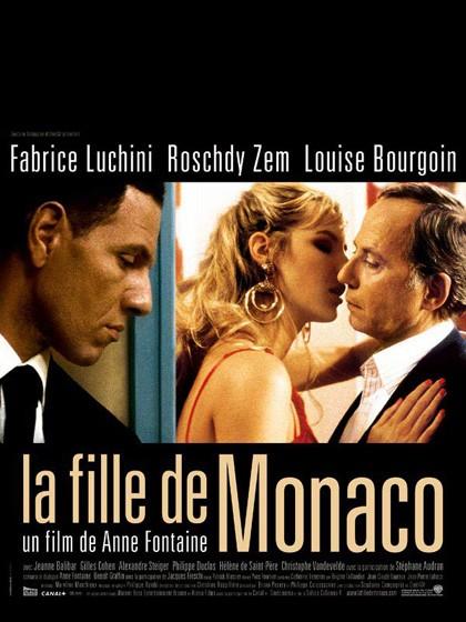 La locandina di La fille de Monaco