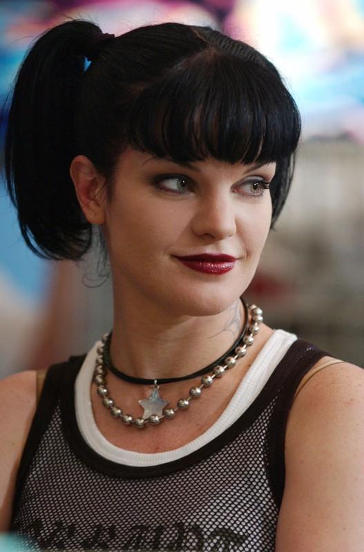 Pauley Perrette interpreta la dark Abby Sciuto in Navy NCIS