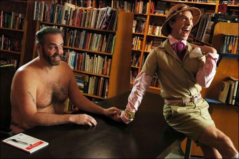 Una scena del film Another Gay Movie