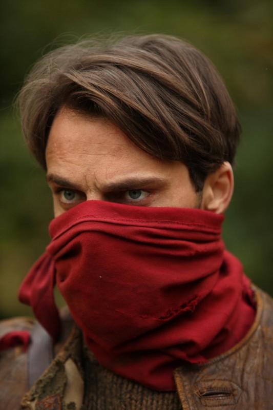 Alessandro Preziosi in un'immagine del film Il sangue dei vinti