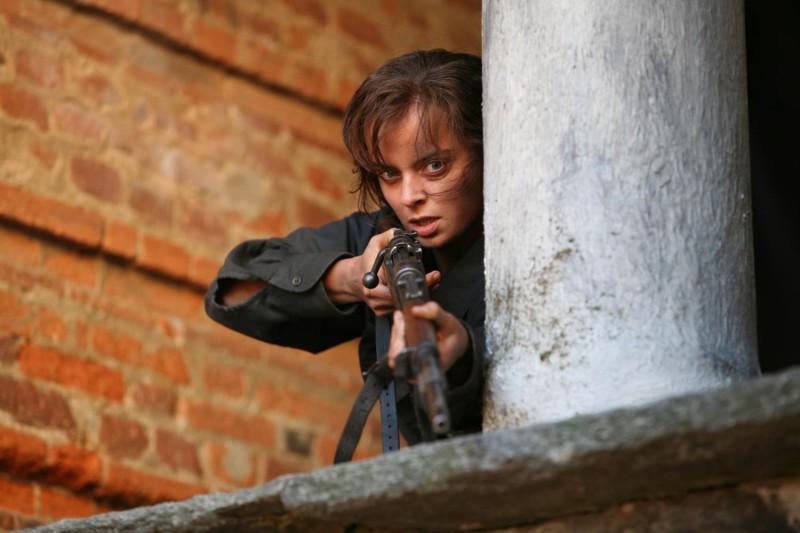 Alina Nedelea in un'immagine del film Il sangue dei vinti