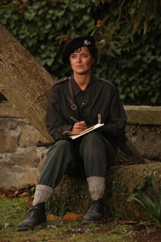 Alina Nedelea in una scena del film Il sangue dei vinti
