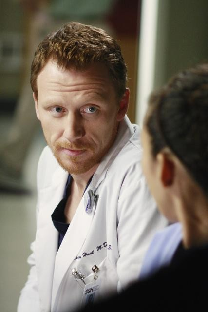 Kevin McKidd nell'episodio An Honest Mistake di Grey's Anatomy