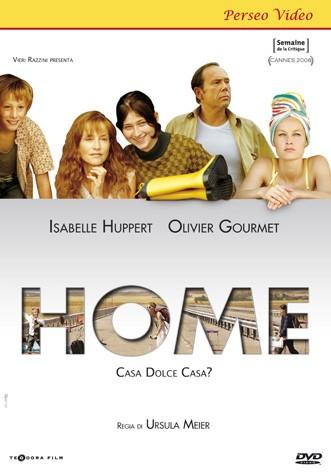 La copertina di Home (dvd)