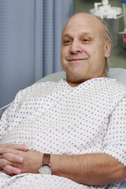 Louis Giambalvo nell'episodio An Honest Mistake di Grey's Anatomy