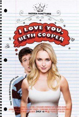 Nuovo poster per I Love You, Beth Cooper