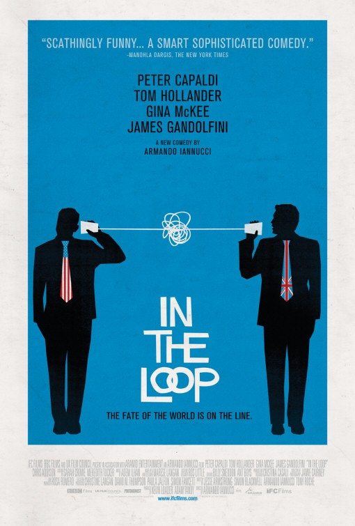 Nuovo poster per In the Loop