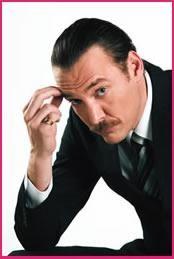 Patrick Delmas è Christobal nel serial colombiano En los tacones de Eva