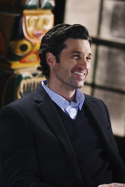 Patrick Dempsey nell'episodio Before and After di Grey's Anatomy