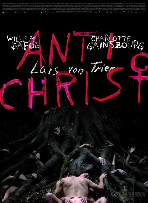 Prima locandina di Antichrist