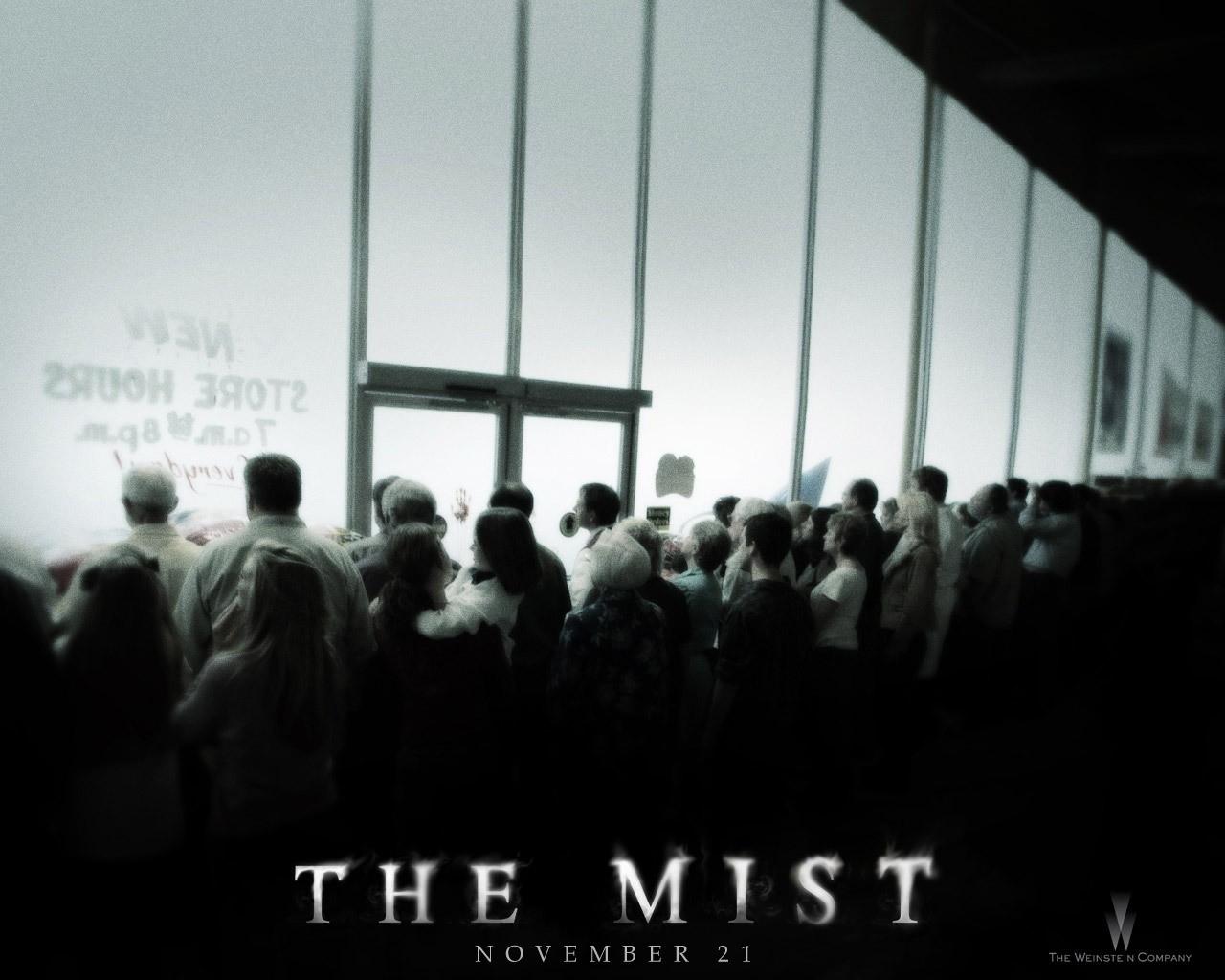The Mist wallpaper 01