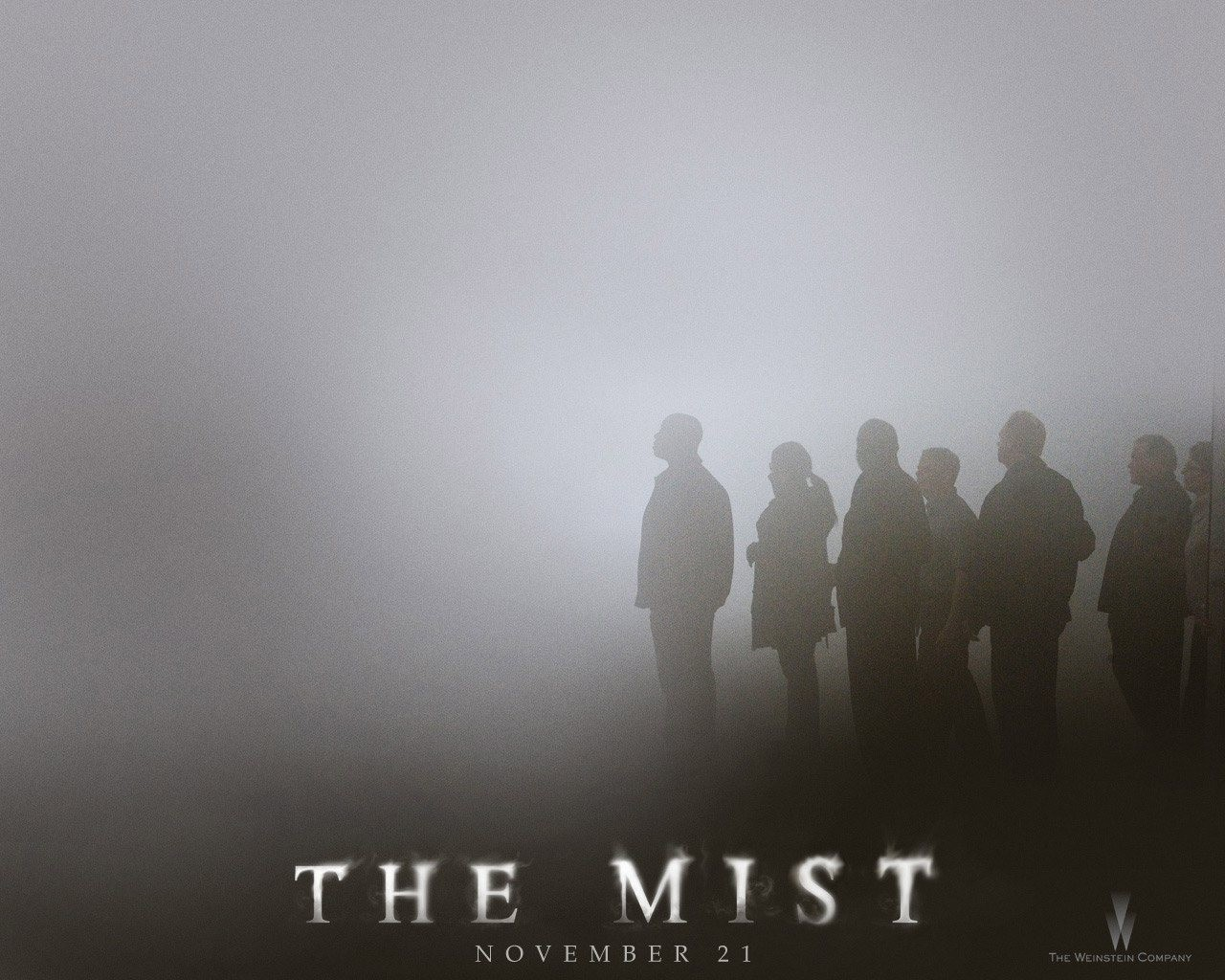 The Mist wallpaper 02