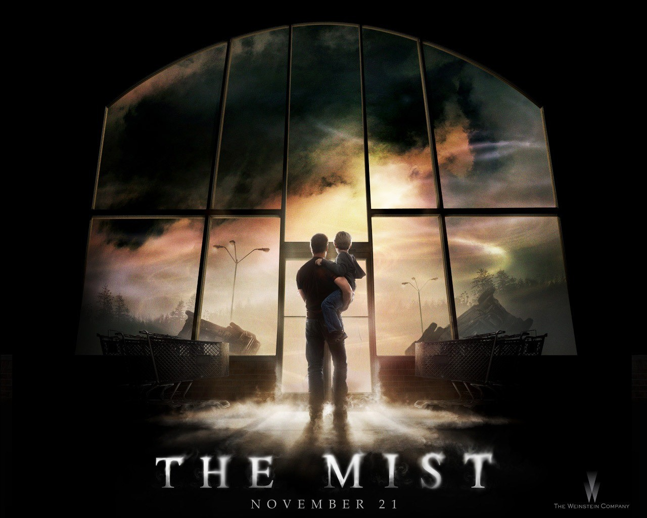 The Mist wallpaper 03