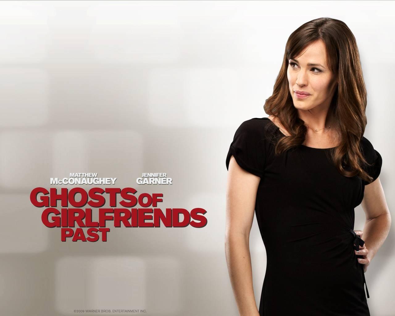 Un wallpaper del film La rivolta delle ex con Jennifer Garner