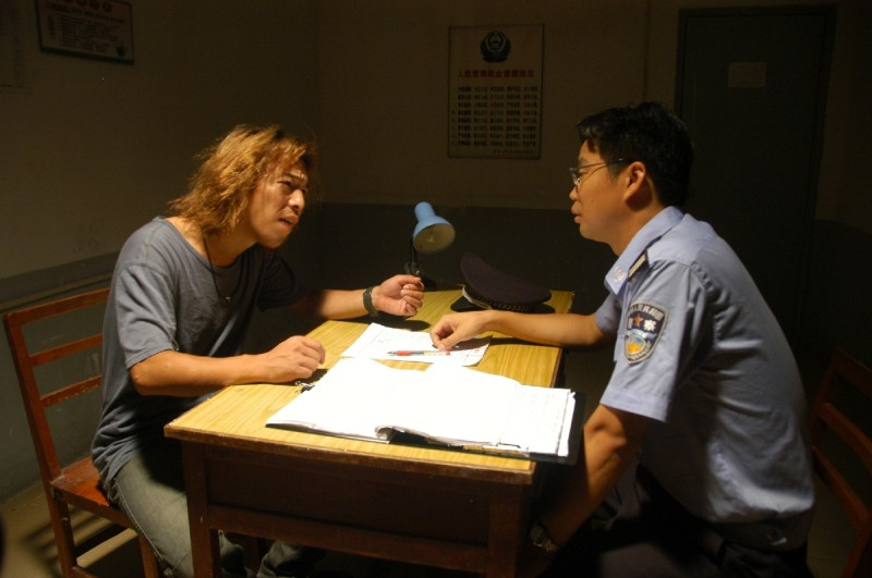 due protagonisti di  Crazy Racer, presentato al Far East Film 2009 nella sezione 'China'.