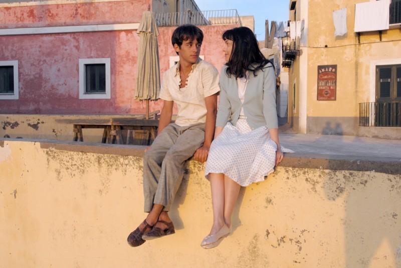 Francesco Mistichelli ed Elena Cucci in Marcello, Marcello