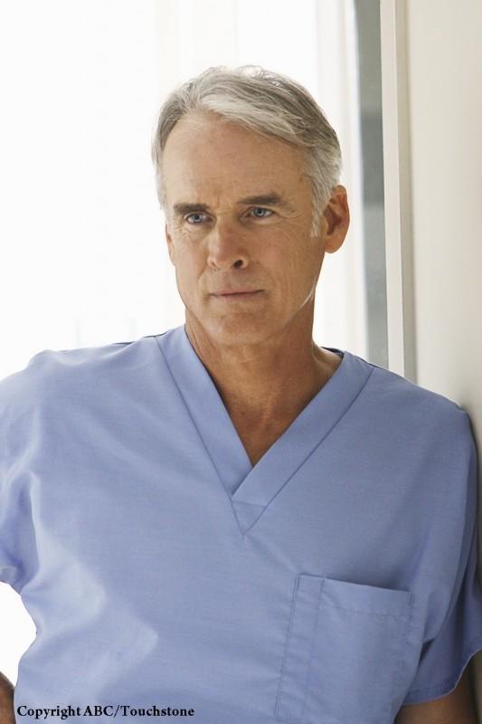 John Terry in una scena dell'episodio The Incident, finale della stagione 5 di Lost