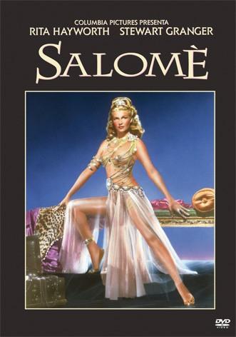 La copertina di Salomè (dvd)