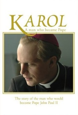 La locandina di Karol, un uomo diventato Papa