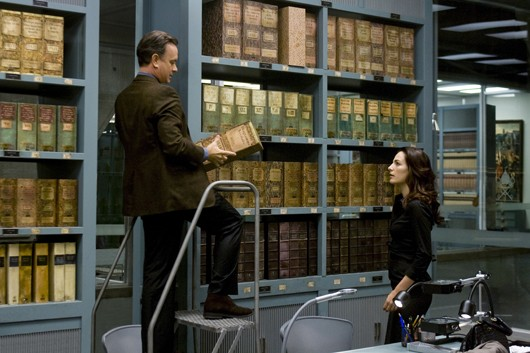 Tom Hanks e Ayelet Zurer in Angeli e Demoni
