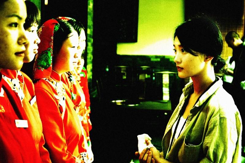 Una colorata immagine del film The Equation of Love and Death diretto da Cao Baoping