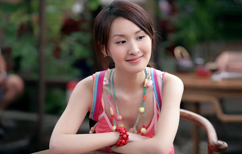 Una dei protagonisti di If You Are the One (Fei Cheng Wu Rao) Presentato in concorso al Far East Film 2009