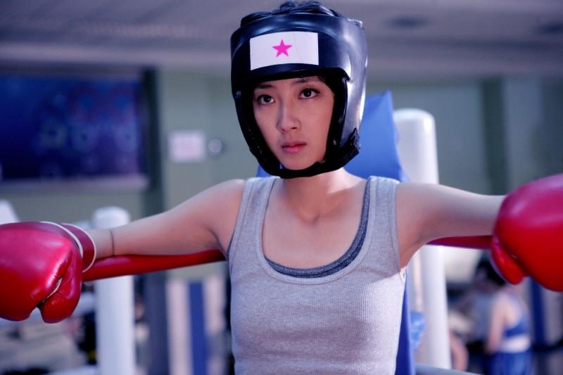 Una delle protagoniste del film All About Women, diretto da Tsui Hark