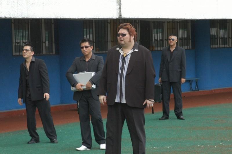 Una scena del film Crazy Racer (2009)