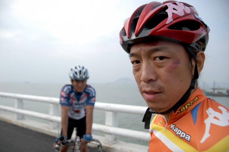 Una scena del film Crazy Racer (Fengkuang de saiche) presentato al Far East Film 2009 nella sezione 'China'.