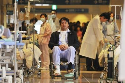 Una scena del film nipponico The Triumphant General Rouge (2009)