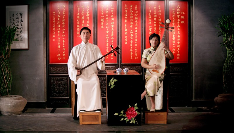 Una sequenza del film You Are the One di Feng Xiaogan
